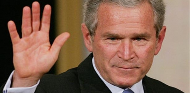 بالفيديو| رد فعل جورج بوش لحظة وقوع هجمات 11 سبتمبر