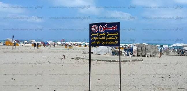 """منها """"الدوامات"""".. صاحب مبادرة إغلاق شاطئ النخيل يوضح أسباب الغرق"""