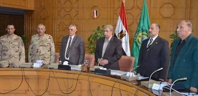 محافظ الإسماعيلية: استثمار أرض السكة الحديد حال نقلها خارج المدينة