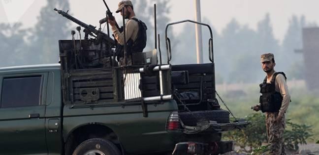 مقتل شرطي في اشتباكات مع مسلحين شمال باكستان