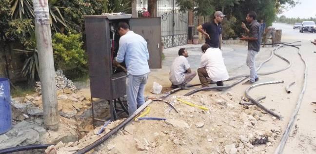 الجمعة.. فصل التيار الكهربائي عن حي شرق المنصورة للصيانة