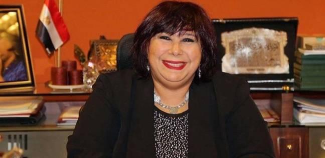 وزيرة الثقافة تفتتح مسرح «عبدالوهاب» بالإسكندرية بعد 3 سنوات من التطوير