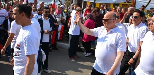 محافظ القاهرة: للمواطنين حرية التعبير عن رأيهم في الاستفتاء