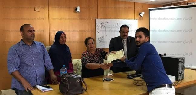 """تكريم المشاركين في الدورة الأولى لتدريب فنيين بـ""""مستشفيات جنوب سيناء"""""""