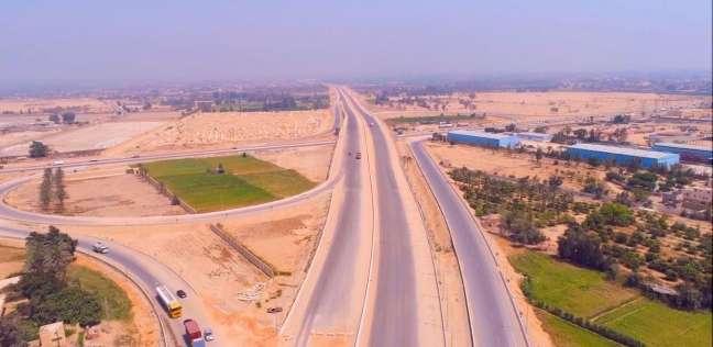 انتشار أمني ومروري أعلى الطريق الدائري الإقليمي