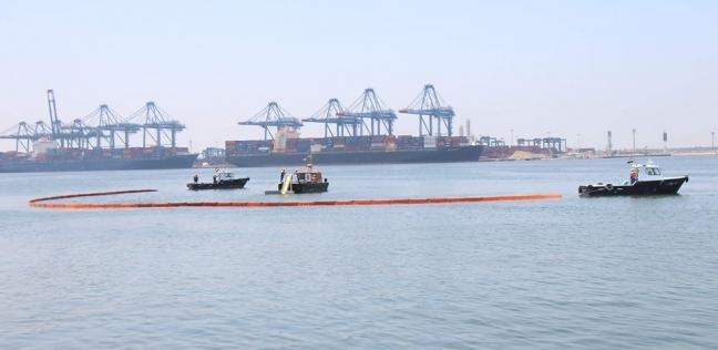 79 ألف و543 طن قمح رصيد صومعة الحبوب والغلال بميناء دمياط