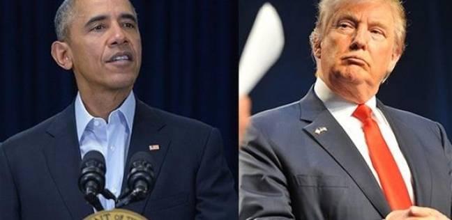 مصر   لعبة  مطاردة الساحرات .. لماذا ينتقد ترامب سلفه أوباما دائما؟