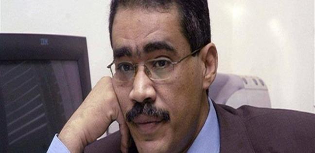 ضياء رشوان يعلن ترشحه على منصب نقيب الصحفيين تليفزيونيا