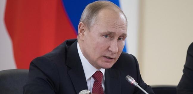 بوتين: نتعاطف مع الصين في المفاوضات التجارية بينها وبين واشنطن