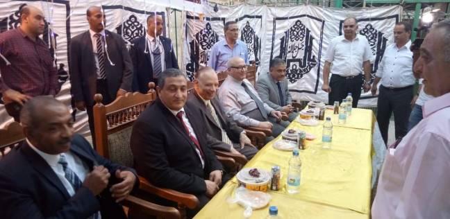 """قطاع خدمة المجتمع بـ""""عين شمس"""" ينظم حفل الإفطار السنوي للأيتام"""