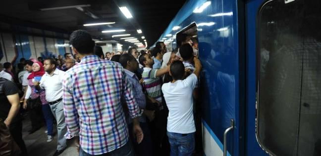 """المترو يستعين بأتوبيسات النقل العام لنقل الركاب من """"المرج الجديدة"""" إلى """"القديمة"""""""