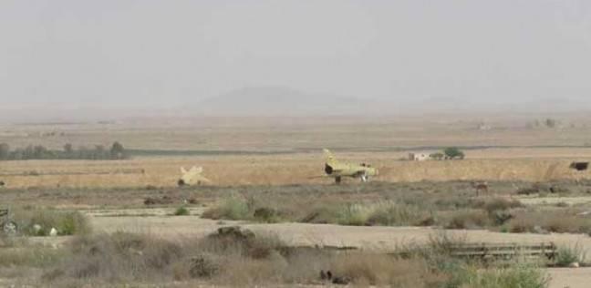 بعد قصفه بـ3 صواريخ مجهولة.. 7 معلومات عن مطار الضمير العسكري بدمشق