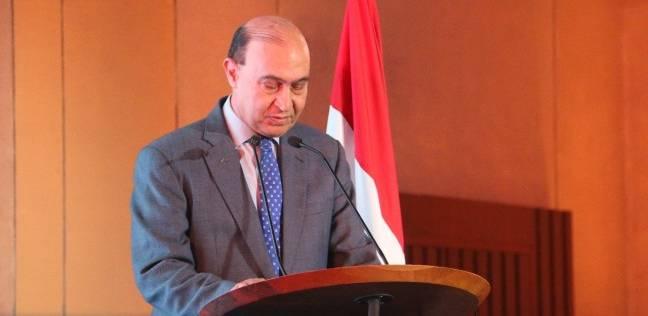 مهاب مميش: ارتفاع إيرادات قناة السويس 887 مليون دولار فبراير الماضي
