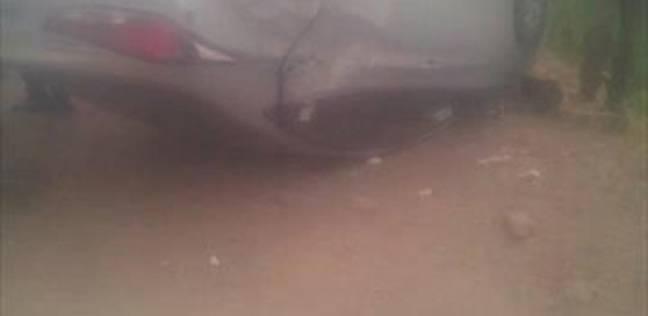 إصابة رئيس مباحث قسم السويس و3 من أفراد أسرته في حادث مروري
