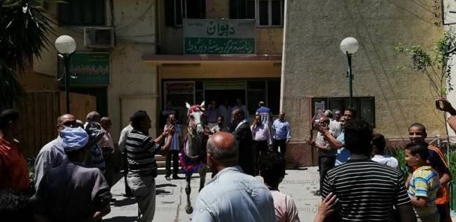 بالمزمار البلدي والخيول.. محافظة أسيوط تحتفل بذكرى ثورة 30 يونيو