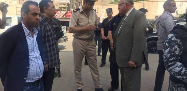 مدير أمن القليوبية يقود حملة أمنية مكبرة بدائرتي بنها أول وثاني