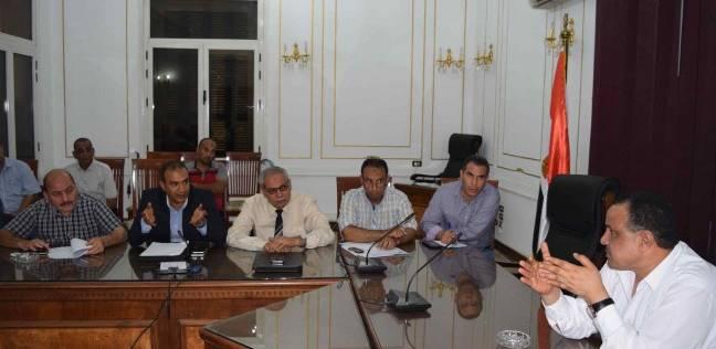 تشكيل لجنة لمتابعة تنفيذ أعمال صيانة المعدات بالمنيا