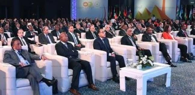 خالد فودة يشهد افتتاح فعاليات اجتماعات مجلس محافظي البنوك الأفريقية