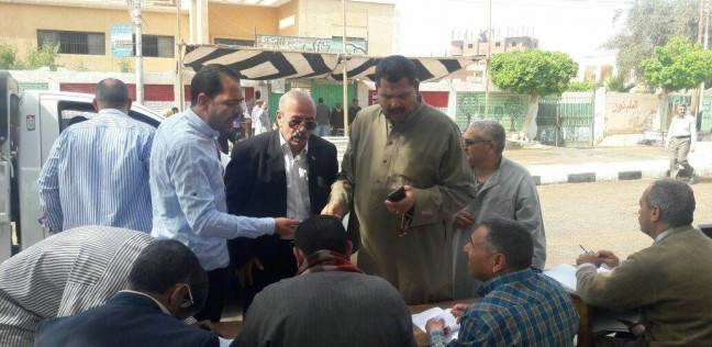 """""""عمليات المنيا"""": انتظام العملية الانتخابية بـ715 لجنة"""