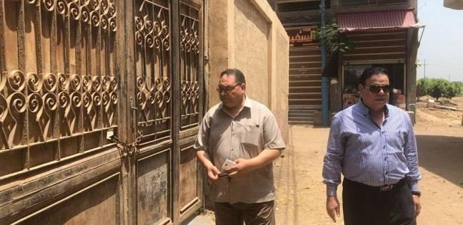 """مدير """"طب بيطري الدقهلية"""" يوجه باتخاذ الإجراءات القانونية تجاه مجزر أجا"""