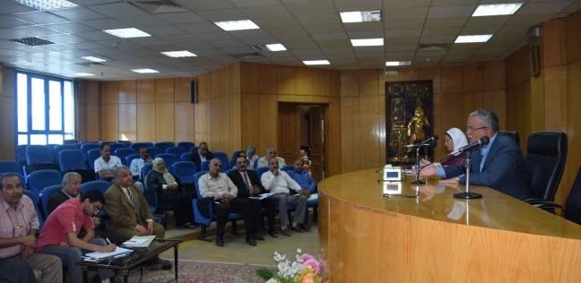 محافظ المنيا: تخصيص مكتب تأهيل اجتماعي بمركز مطاي لخدمة ذوي الإعاقة