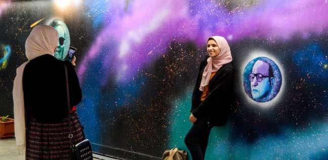 نجوم الزمن الجميل فى مترو الأوبرا.. منورين