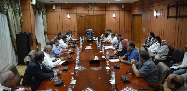 محافظ بورسعيد: القيادة السياسية تتابع يوميا جهود القضاء على التهريب
