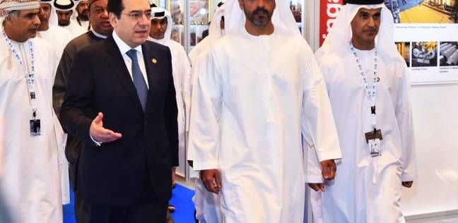 """""""الملا"""" يستقبل رئيس """"دانة غاز"""" لاستعراض الخطط المستقبلية بدلتا النيل"""