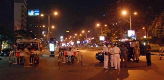 مصدر أمني ينفي إطلاق نار على كمين بالشروق: حادث مروري أصيب فيه شرطيان