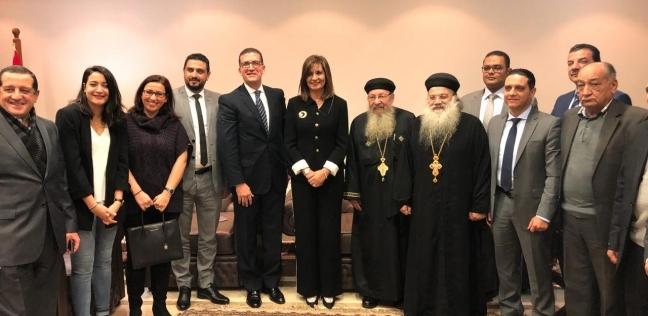 مكرم للمصريين بالأردن: مطالبكم تحظى بأقصى درجات الاهتمام والدراسة