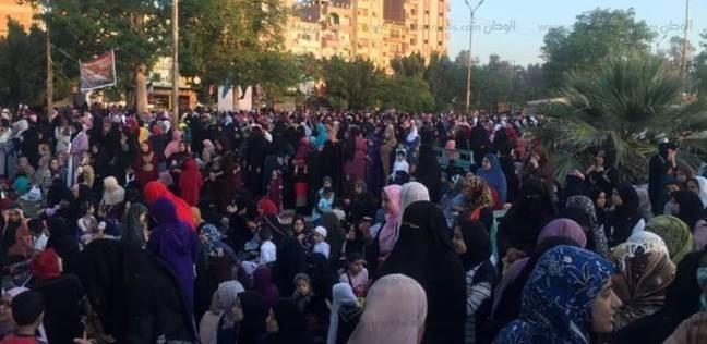 محافظ كفر الشيخ يكلف بحظر استخدام الساحات غير المرخصة في العيد