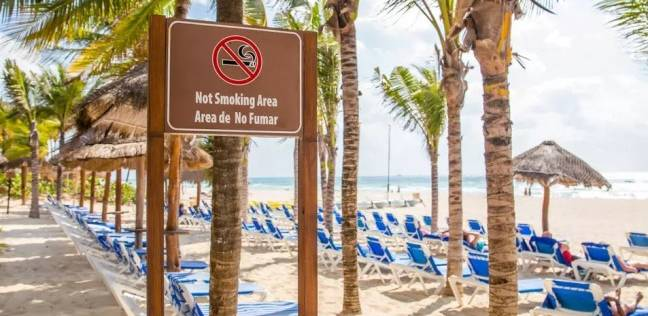"""""""التدخين ممنوع"""" في شواطئ 30 مدينة فرنسية"""