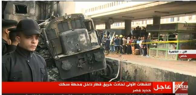 """عضو بـ""""نقل النواب"""" يطالب بلجنة تقصي حقائق في """"حريق محطة مصر"""""""