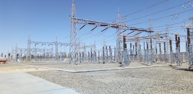 """""""الكهرباء"""": الانتهاء من بناء وربط امتداد محطة محولات توشكى الفرعية"""