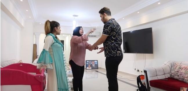 أحمد حسن وشقيقته وزينب