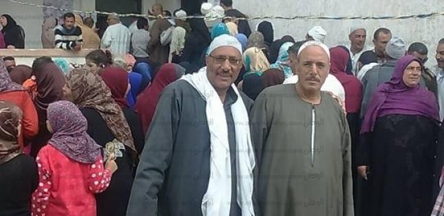 إقبال كثيف من الناخبين على لجان القرى في البحيرة للإدلاء بأصواتهم