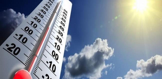 أي خدمة    الأرصاد : طقس حار لنهاية الأسبوع.. والقاهرة غدا 36 درجة