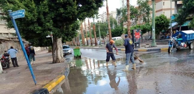 الأرصاد  تعلن حالة الطقس غدا: أمطار على السواحل الشمالية - مصر - الوطن