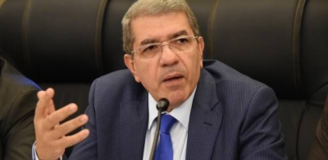 قرار وزير المالية- لسنة 2010