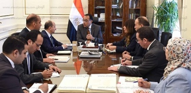 """الوزراء يوافق على اعتماد محاضر اجتماعات اللجنة العليا لـ""""التعويضات"""""""