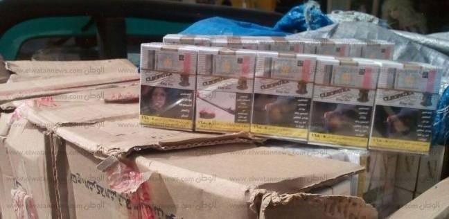 شرطة التموين: ضبط 23 تاجرا يبيعون السجائر بأعلى من سعرها في المحافظات