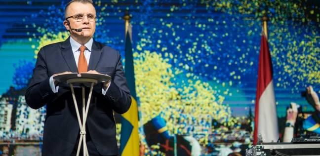سفير السويد خلال حفل العيد القومي: المصريون والسويديون مبدعون