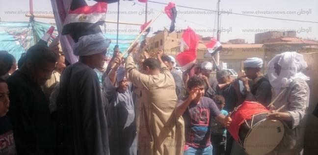 """""""مزمار بلدي"""" أمام لجنة عبدالمجيد حسين في أسوان"""