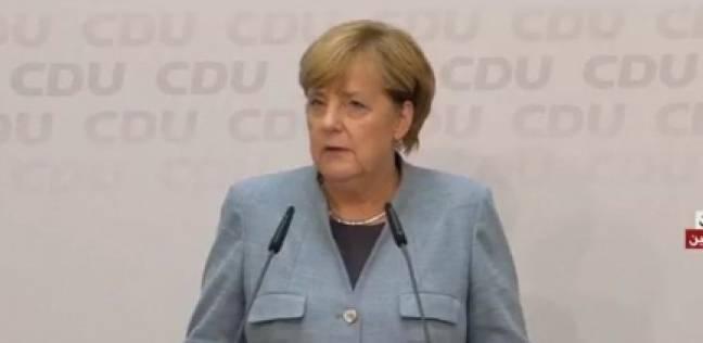 ميركل: الدول الأوروبية على وعي بمسؤولياتها في مكافحة التغير المناخي
