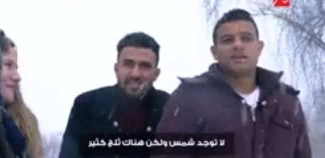 بالفيديو| سعد سمير.. صانع مقالب لاعبي الأهلي والمنتخب ضحية لـ