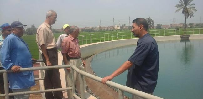 غدا .. تخفيض ضغط المياه عن 7 قرى بالسنبلاوين