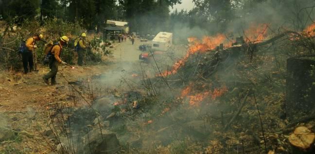 تكاليف مكافحة حرائق الغابات بأمريكا تجاوزت ملياري دولار