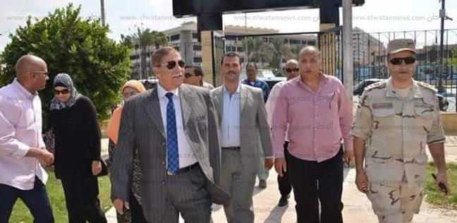 محافظ الإسماعيلية: افتتاح طريق الشعراوي لخدمة أهل قرية الفردان