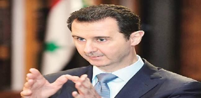 العرب و العالم   الأسد يبحث تفعيل العملية السياسية في سوريا مع المبعوث الروسي