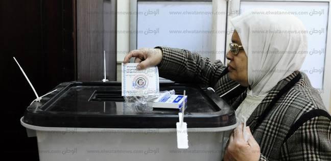 لجان قنا تستأنف عمليات التصويت